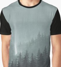 Forestscape 8 Graphic T-Shirt