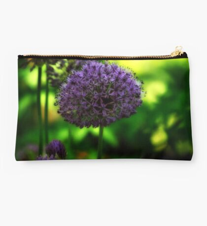 Big Purple Flower Studio Pouch