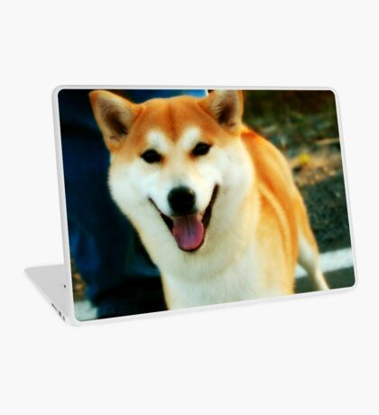 Big Smile Laptop Skin