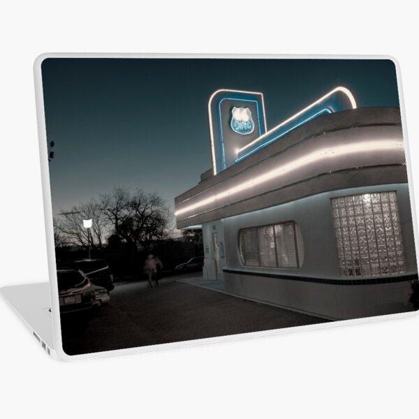 USA. New Mexico. Albuquerque. Route 66 Diner. Laptop Skin