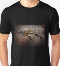 Steampunk - Gun - The sidearm Unisex T-Shirt