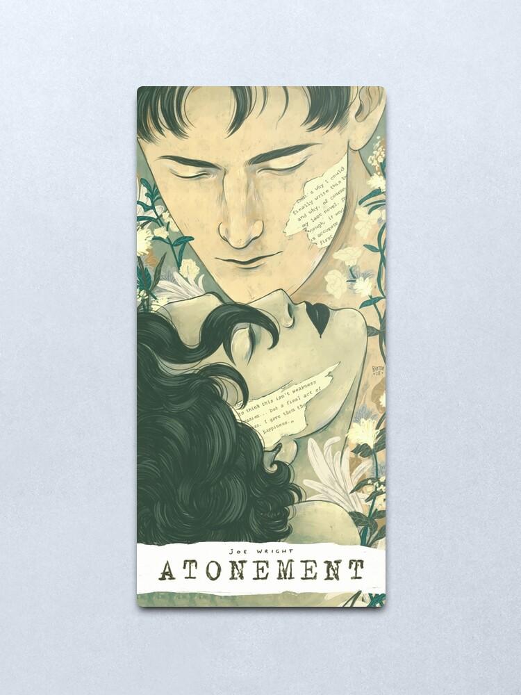 Alternate view of Atonement Metal Print
