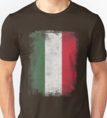Hungary Flag Proud Hungarian Vintage Distressed  Unisex T-Shirt