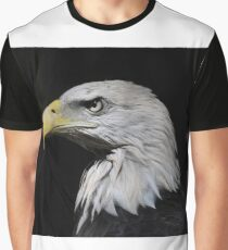 Eagle Head Graphic T-Shirt
