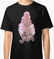 Rose Gold Jem Classic T-Shirt