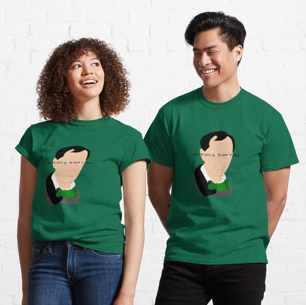 Charles Baudelaire Camiseta clásica