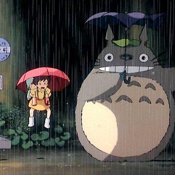 My Neighbor Totoro by -chihuahua