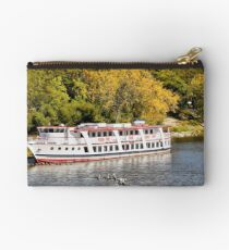 Cruising the Red River Studio Pouch