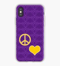 Golden Heart Part 1 iPhone Case