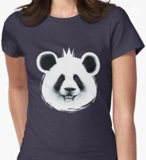 BIG panda Womens Fitted T-Shirt