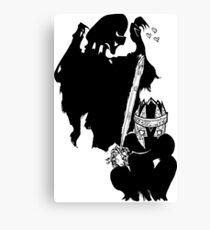 Dementor to Nazgul Canvas Print