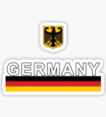 Germany National Sports Team Design Sticker