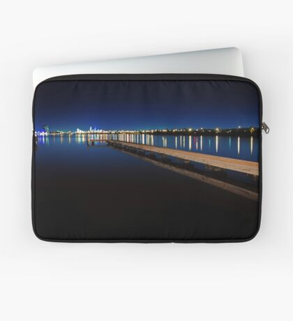 Jetty At Dusk  Laptop Sleeve