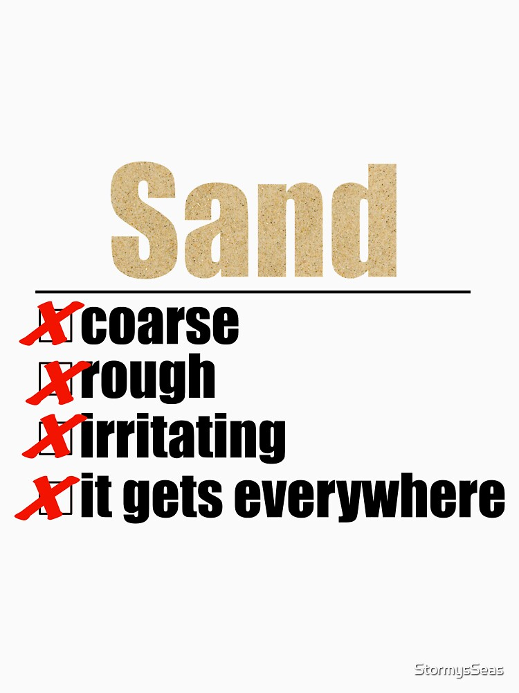 Why Anakin hates sand. by StormysSeas