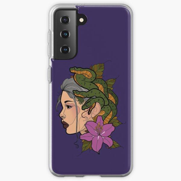 Medusa (Colour Version) Samsung Galaxy Soft Case