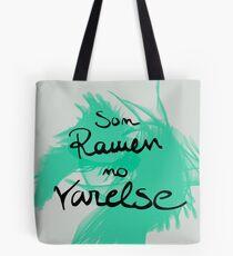 Ramen and Varelse, Ender's Game Tote Bag