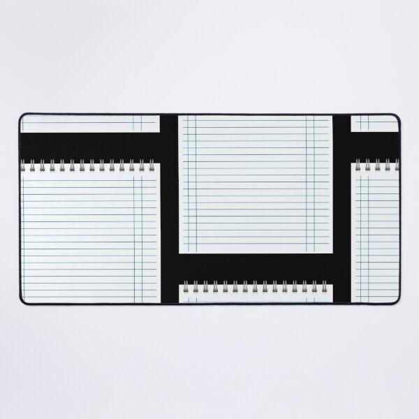 notepad Desk Mat
