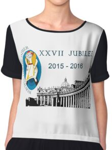 27th Jubilee, 2015 - 2016 Chiffon Top