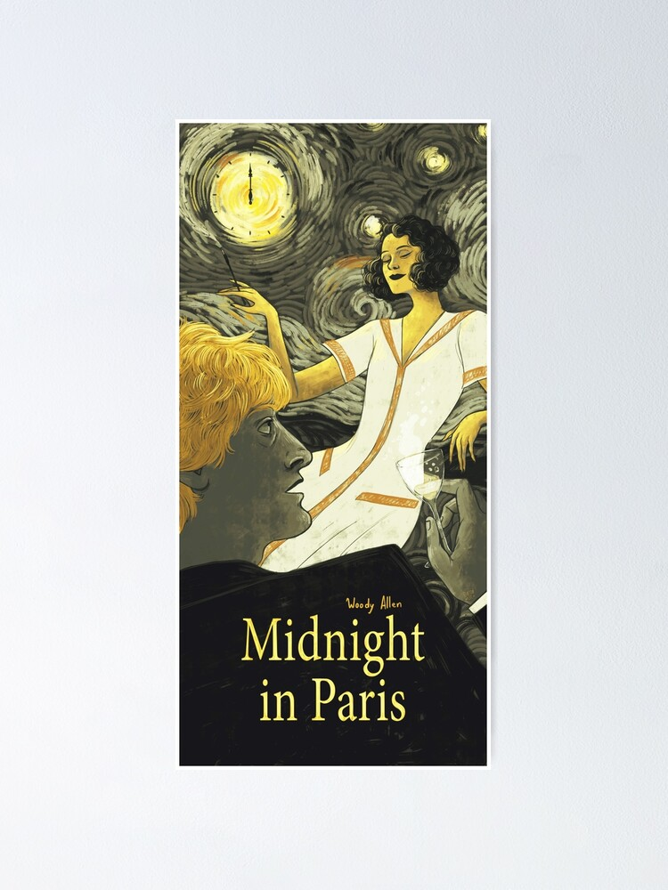 Alternate view of Midnight In Paris Poster