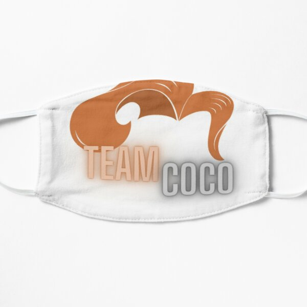 Team coco Conan Flat Mask