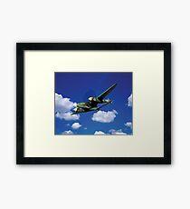 P-38 Lightning Framed Print