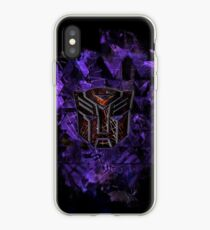 Autobots Abstractness iPhone Case