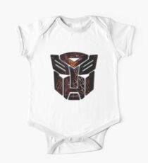 Autobots Abstractness One Piece - Short Sleeve