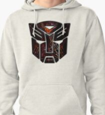 Autobots Abstractness Pullover Hoodie