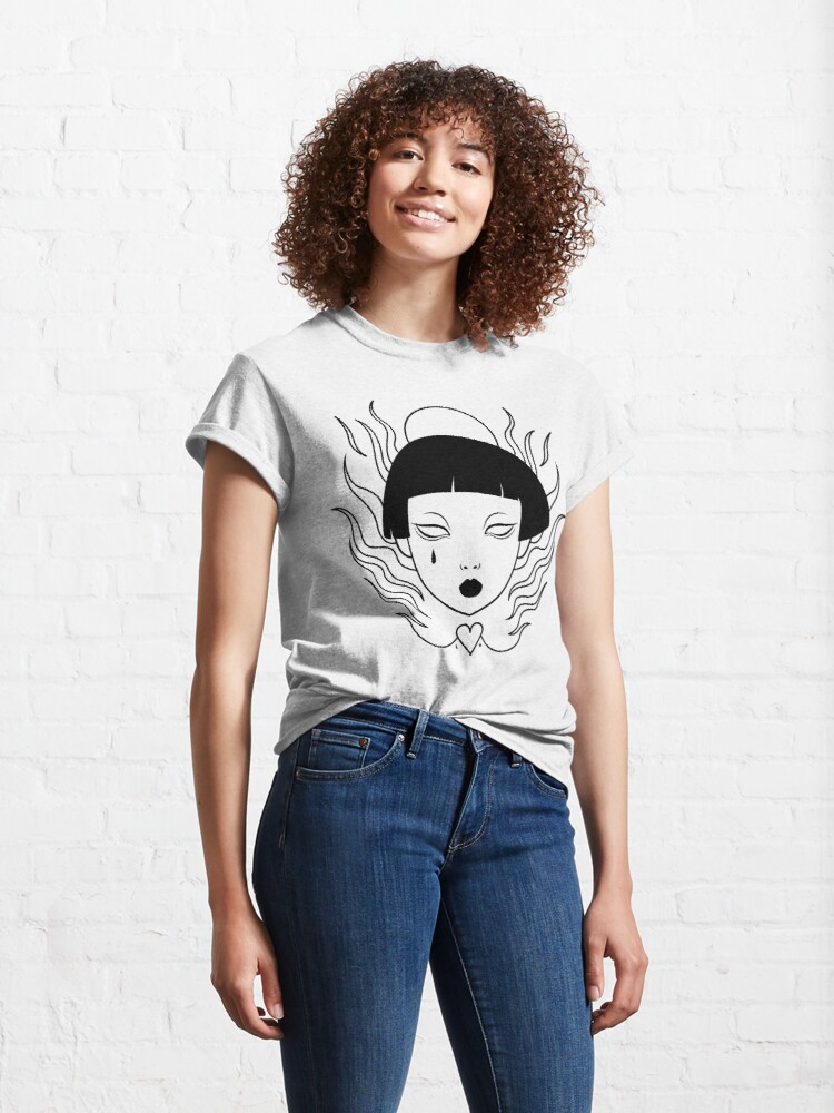 Alternate view of Maid Of Lorraine #2 Classic T-Shirt