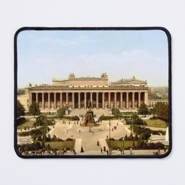 Old Museum at the Lustgarten in Berlin Mouse Pad