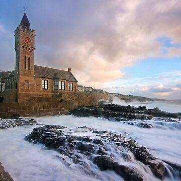 Porthleven, Cornwall von Andrew-Hocking