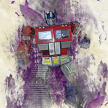 G1 - Optimus Prime by DesignLawrence