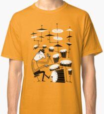Camiseta clásica Juega ese ritmo