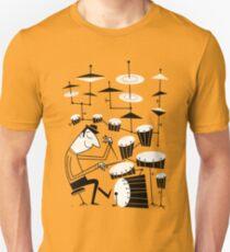 Jouez ce rythme T-shirt unisexe