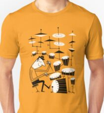 Play that beat Unisex T-Shirt