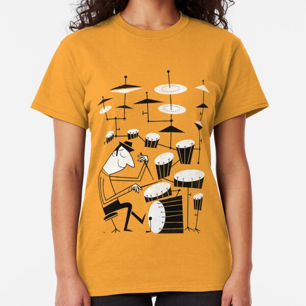 Play that beat Classic T-Shirt