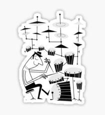 Spiele diesen Beat Sticker