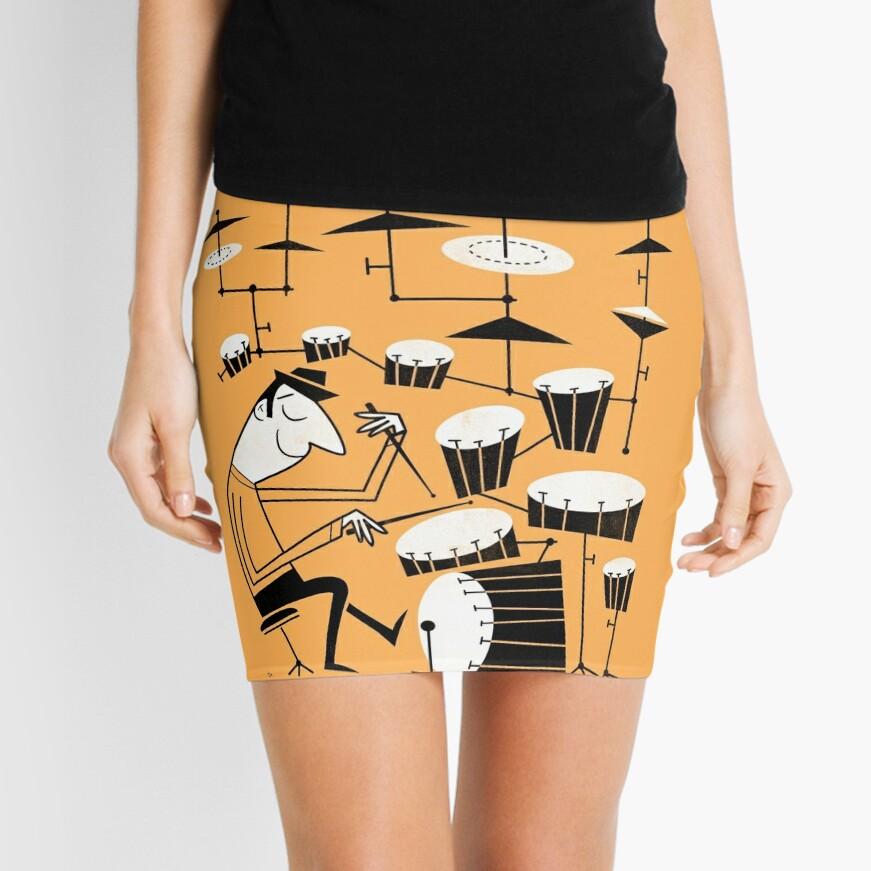 Play that beat Mini Skirt