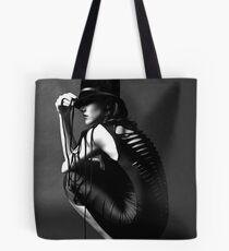 Back/Hat Tote Bag