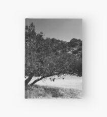 Desert Tree Hardcover Journal