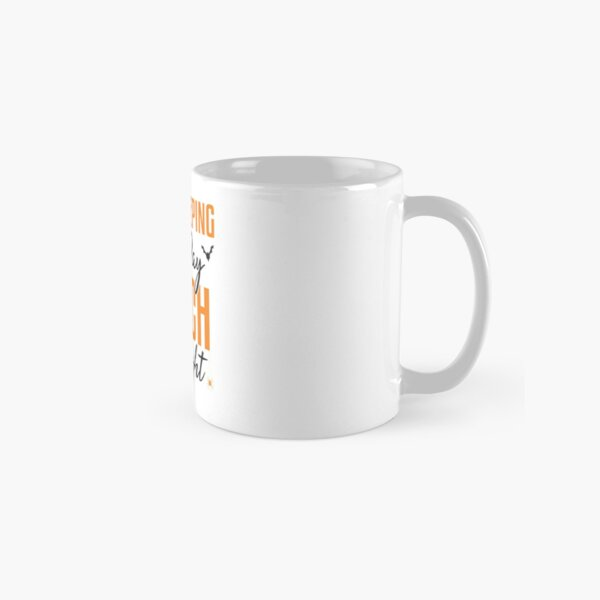 Housekeeping By Day Witch By Night, Halloween Housekeeping Classic Mug
