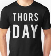 Thors Day T-Shirt
