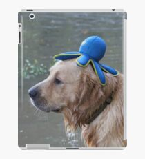 "Udens "" What do you mean something is on my head?"" iPad Case/Skin"