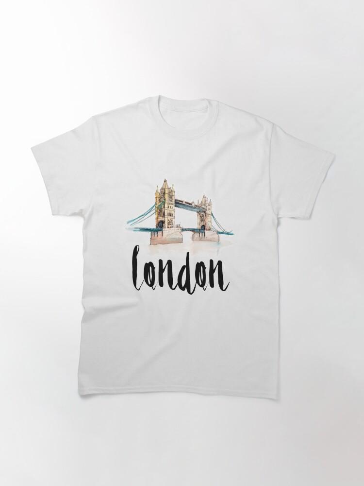 Alternate view of London Classic T-Shirt