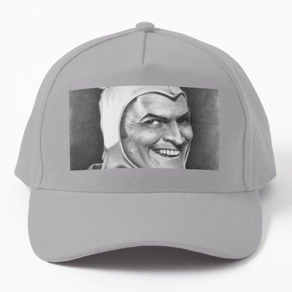 Bruce Campbell inspired Fan Art, based on my original hand-drawn graphite illustration Baseball Cap