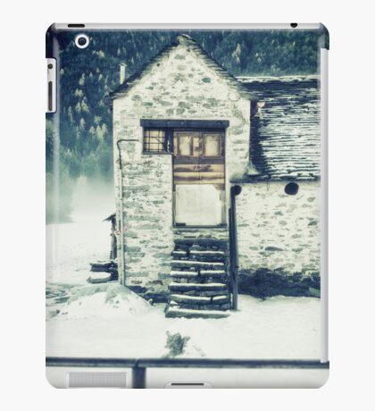 House near the wood iPad Case/Skin