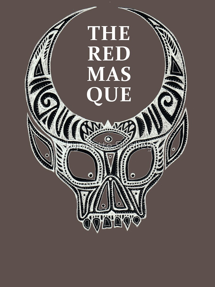 The Red Masque by LynnetteShelley