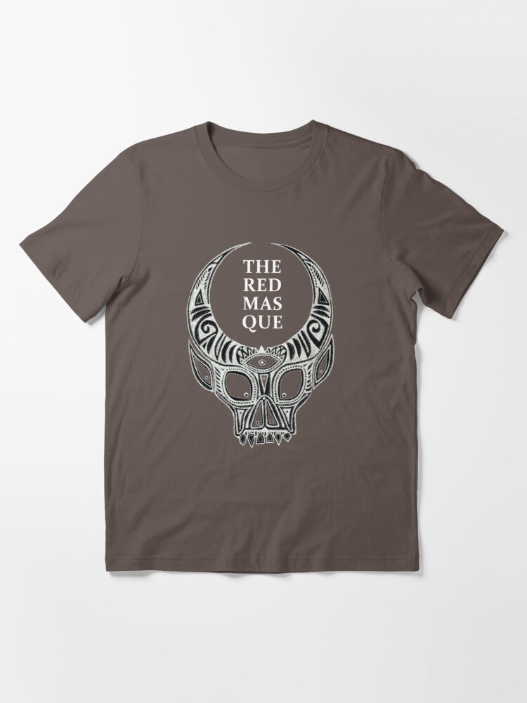 Alternate view of The Red Masque Essential T-Shirt