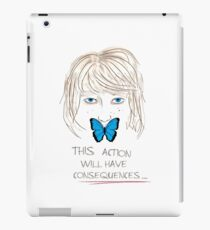 Consequences iPad Case/Skin