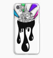 A Neon City iPhone Case/Skin
